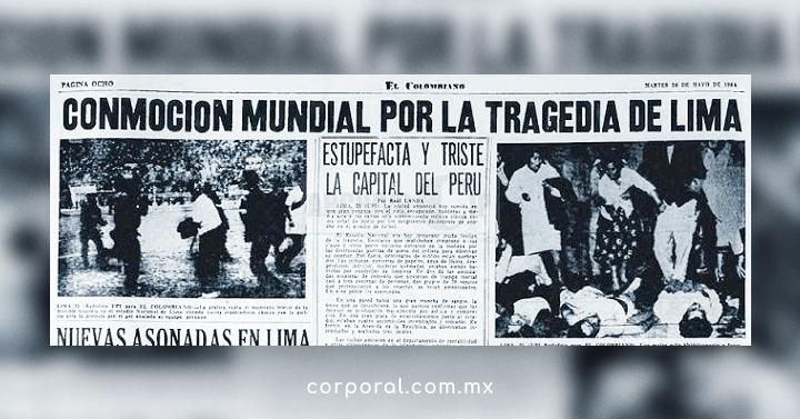 La Tragedia de Lima